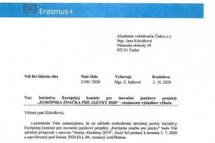Oznámenie - Európska značka pre jazyky.jpg